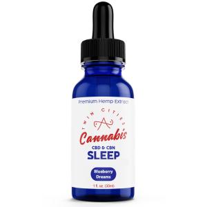 blueberry dreams cbd cbn sleep formula twin cities cannabis