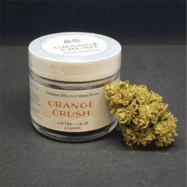 delta 8 flower orange crush 3.5 gram